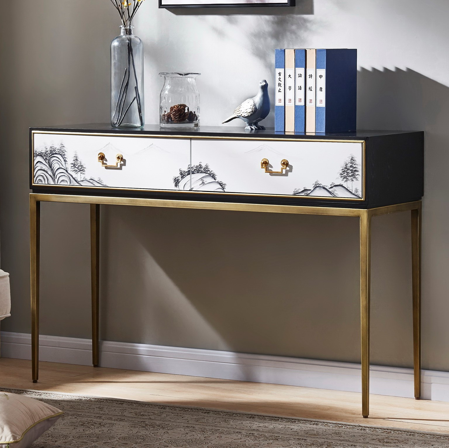 forbidden city console table